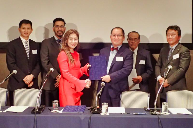 JAA Signs Memorandum of Understanding with Singapore International Arbitration Centre (SIAC)