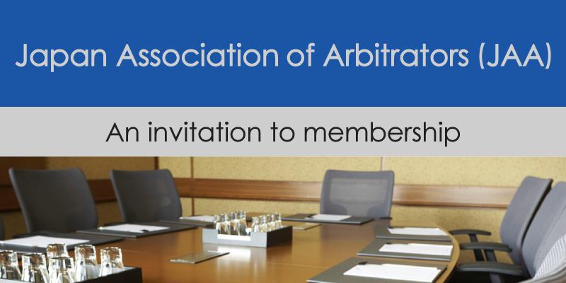 An invitation to membership
